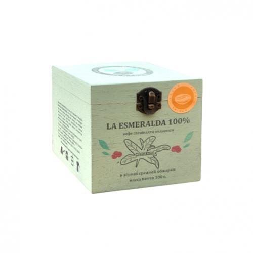 Кофе La Esmeralda