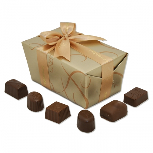 Leonidas Ассорти пралин в молочном шоколаде 375 гр.