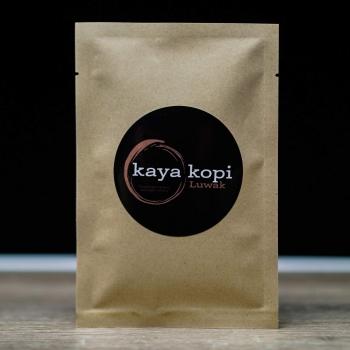 Кофе Kopi Luwak wild