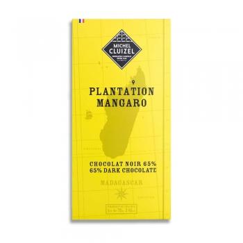 Michel Cluizel Горький шоколад 65% Плантация Мангаро 70 гр