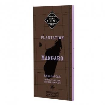 Michel Cluizel Молочный шоколад 50% Плантация Мангаро 70 гр