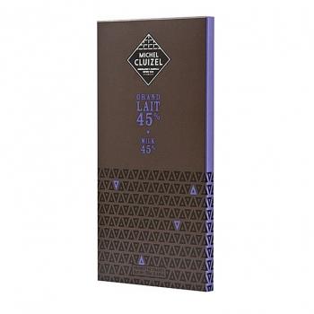 Michel Cluizel Молочный шоколад 45% 70 гр