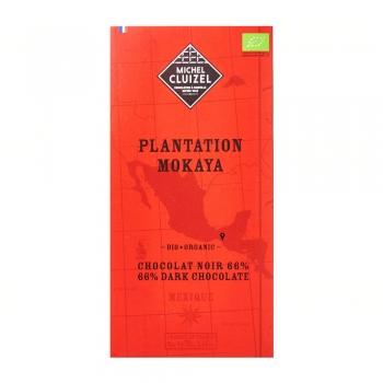 Michel Cluizel Горький шоколад 66% Плантация Мокайа 70 гр